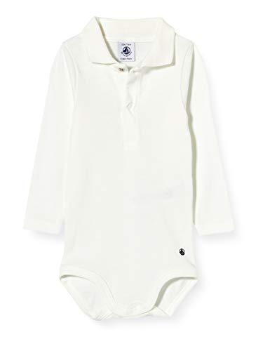 Petit Bateau 5700001 Conjunto de ropa interior para bebés y niños pequeños, Blanco, Blanca, 3...