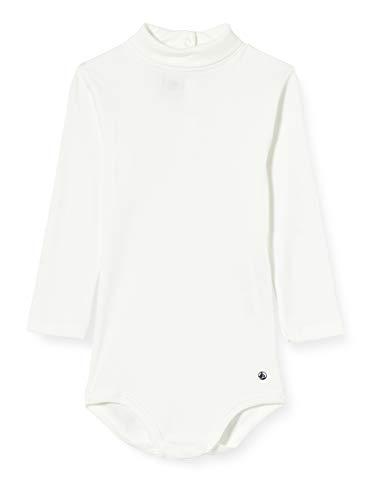 Petit Bateau 5699803 Conjunto de Ropa Interior para bebés y niños pequeños, Blanco, Blanca, 18...