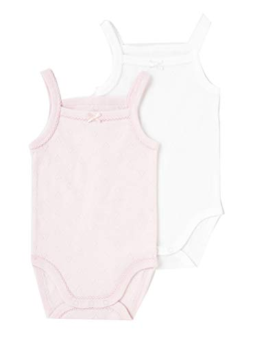 TEX - Pack 2 Bodys, Rosa, 36 Meses