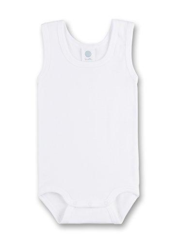Sanetta - blanco de algodón, talla: 74cm (9-12 meses)