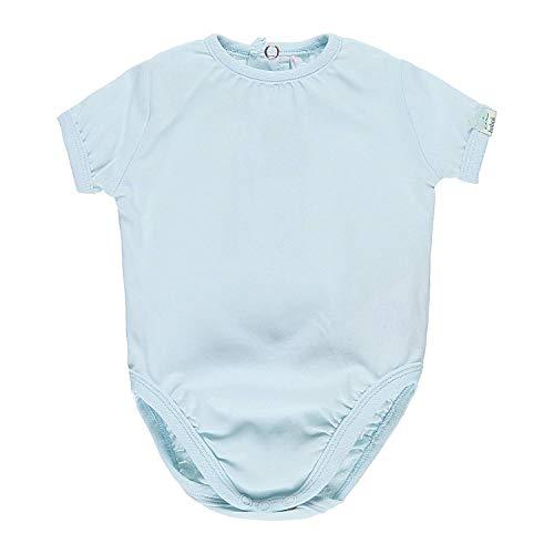 Boboli Body para bebé Save The Whale azul 92 cm