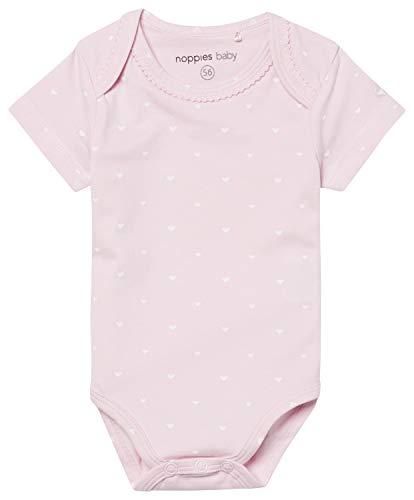 Noppies G Romper SS Ibiza Body, rosa claro, 6 mes para Bebés