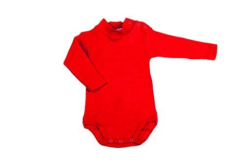 BabyVip - Body para niño y niña, Estilo Abotonado, 100% algodón, algodón cálido, Ideal para el...