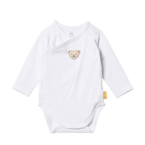 Steiff Body Shaping, Blanco (Bright White 1000), 58 (Talla del Fabricante: 56) para Bebés
