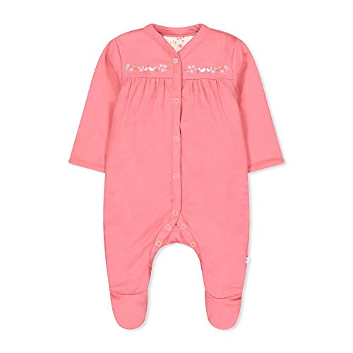 Mothercare Io G Little Friends Wadded WIS Body, (Dark Pink 185), Early Baby (Size:2.3) para Bebés