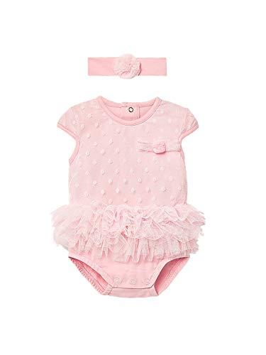 Mayoral 20-01781-080 - Body para bebé niña 4-6 Meses