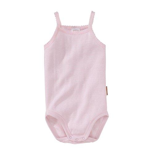 wellyou - Body - para bebé niña Rosa Rosa
