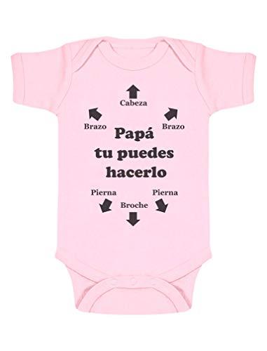 Green Turtle T-Shirts Body de manga corta para bebé - Regalo original para regalar a nuevos papás,...