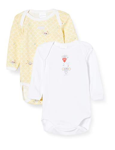 Absorba 6Q60306-RA-Bodys Body, Kiwi, 3-6 Meses Unisex bebé