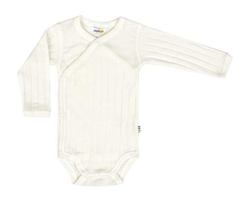 Joha - Body - para bebé niño blanco 56
