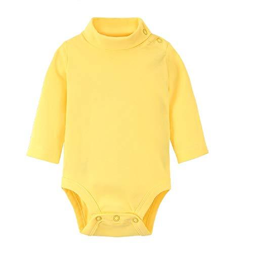 Hooyi - Mono de manga larga para bebé (3 a 36 meses)