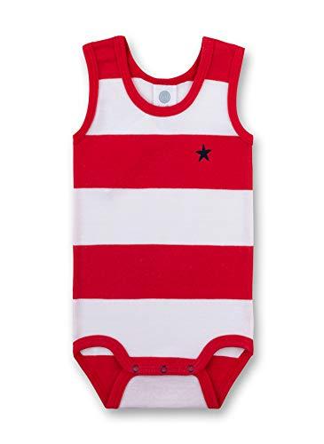 Sanetta Body Shaping, Rojo (Rouge 3480), 62 (Talla del Fabricante: 062) para Bebés