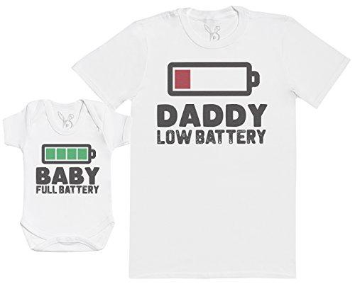 Baby Full Battery - Baby Gift Set - Una Prenda - Parte de un Conjunto - Blanco - 6-12 Meses -...