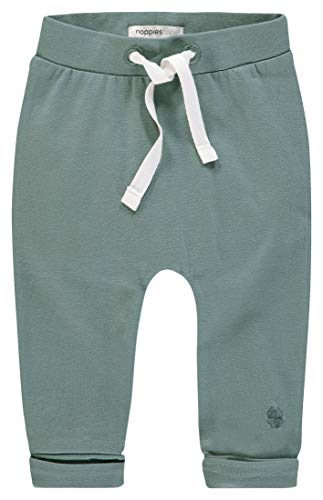 Noppies U Pants Jrsy Comfort Bowie Pantalones, Verde (Dark Green C185), 58 (Talla del Fabricante:...