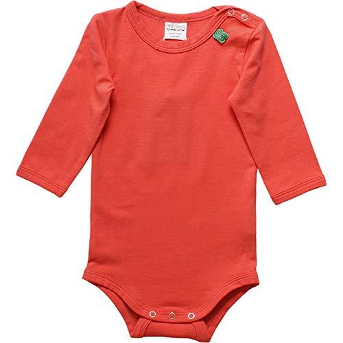 Fred's World by Green Cotton Alfa Body Shaping, Naranja (Warm Coral 018164901), 92 para Bebés