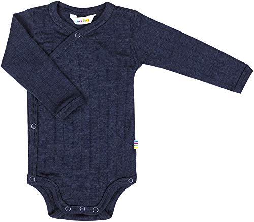 Joha - Body - Manga Larga - para bebé niño Marine 1 Mes