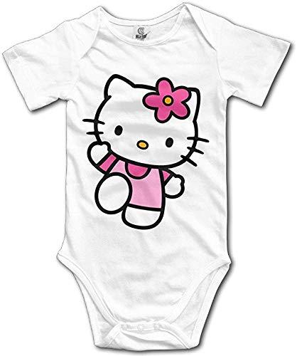 Hello Kitty Divertido para la Ropa de Escalada de bebé - 2T