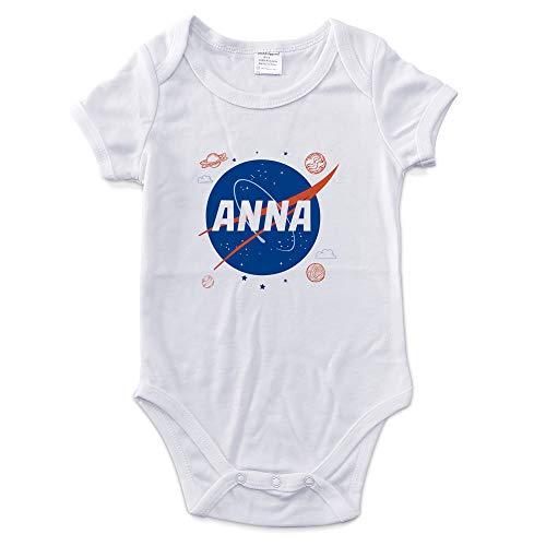 LolaPix Body Bebé Divertido Personalizado con Nombre. Regalos Personalizados para Bebés. Bodies...