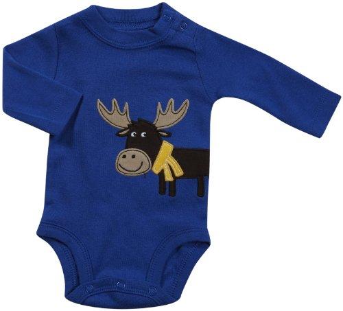 Carter's - Body - para bebé niño azul 50 cm/56 cm