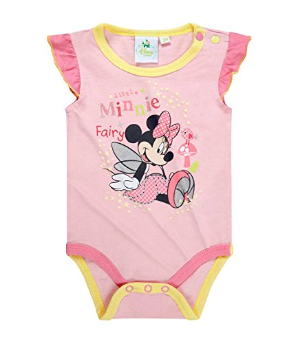 Disney Minnie Babies Body bebé - Rosa - 24M