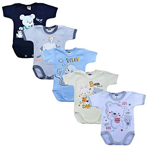 MEA BABY - Body - para bebé niño niños 68 cm