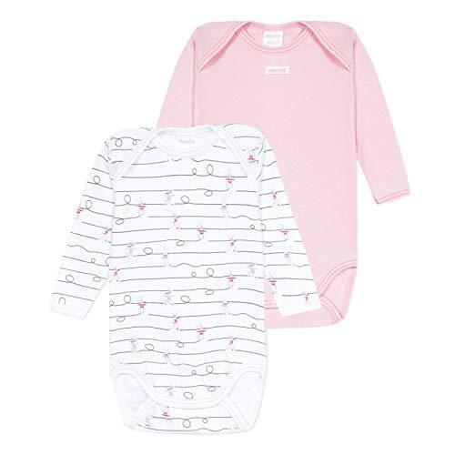 Absorba Body Bebe Blanco ropa interior para bebé niña blanco 3 Meses