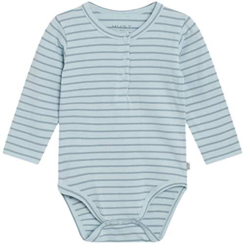 Hust and Claire Bello - Body para bebé azul 56 cm