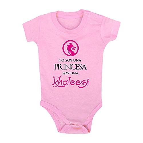 ClickInk Body bebé Soy una Khaleesi. Regalo friki, bebé friki, regalo bebé, body bebé friki....