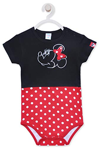 Minnie Mouse bebé-niñas Body