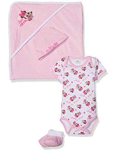 Disney Minnie Body, Rosa (Rosa 006), Recién Nacido para Bebés