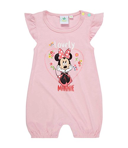 Disney Minnie Babies Body bebé - Rosa - 12M