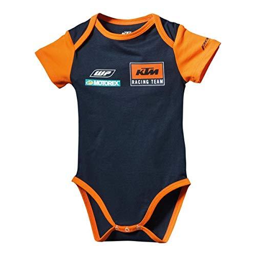KTM - Body para bebé, réplica de equipo de carreras 3PW1890202