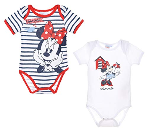 Minnie Mouse bebé-niñas Set Body