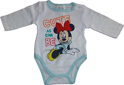 Disney - Body - para bebé niño azul azul claro
