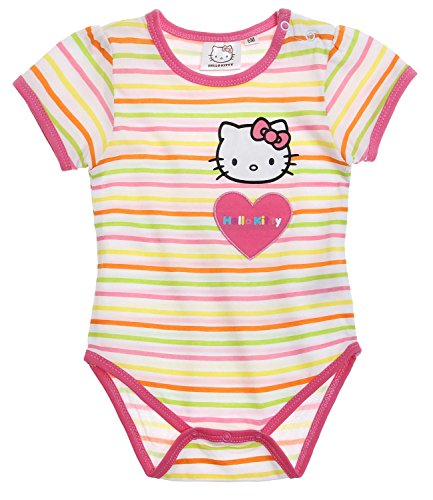 Hello Kitty Babies Body bebé - fucsia