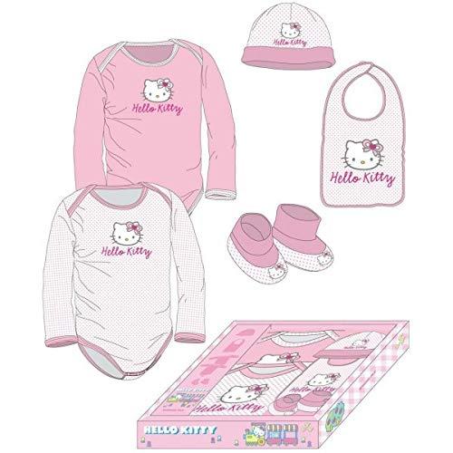 Pack Bebe recién Nacida Hello Kitty