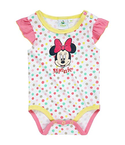 Disney Minnie Babies Body bebé - fucsia - 24M