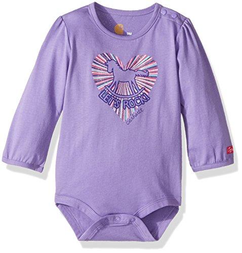 Carhartt Bebé Niña - morado - 9 meses