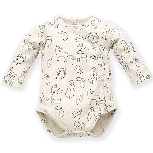 Pinokio - Secret Forest - Body Niños Niñas Bebés Traje Manga Larga Baby 100% Algodón con...