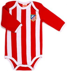 Body bebé Atlético de Madrid