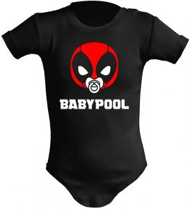 Body bebé Deadpool