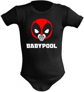 Body bebé Deadpool