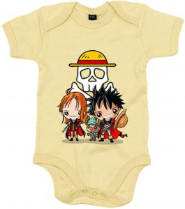 Body bebé One Piece