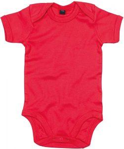Body bebé Rojo