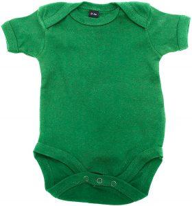 Body bebé Verde