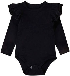 Body bebé Negro