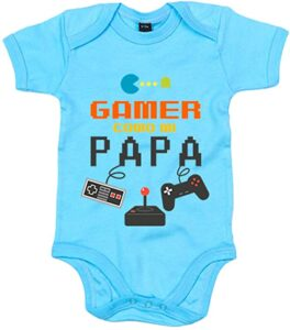 Body bebé Gamer