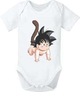 Body bebé Goku