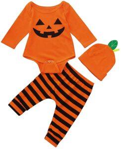 Body bebé Halloween