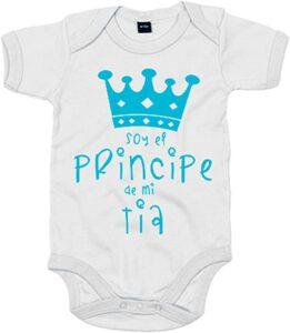 Body bebé Príncipes